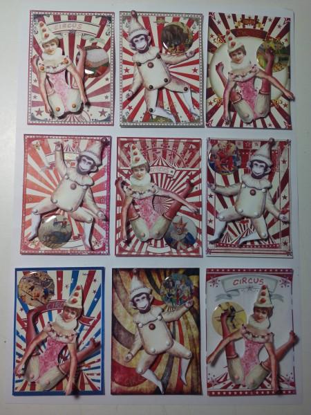 atcs circus vintage