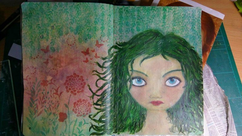 Art Journal: Flora