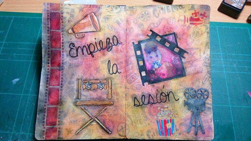 Art Journal - Empieza la sesión