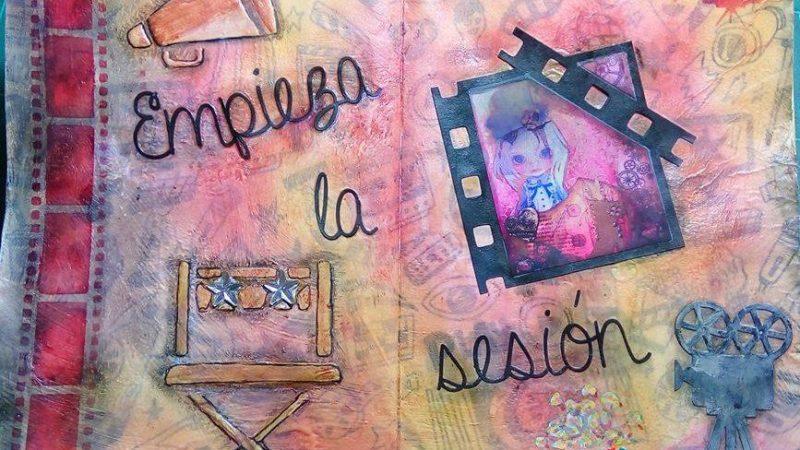 Art Journal: Empieza la sesión