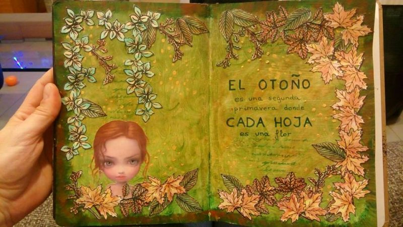 Art Journal: Otoño