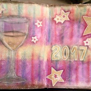 Art Journal: Año Nuevo 2017