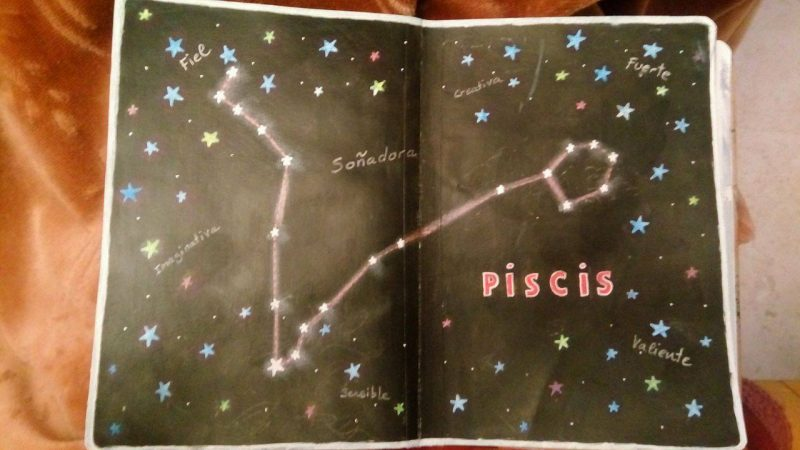 Art Journal: Piscis