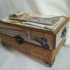"""Caja """"Tesoros de Letras"""""""