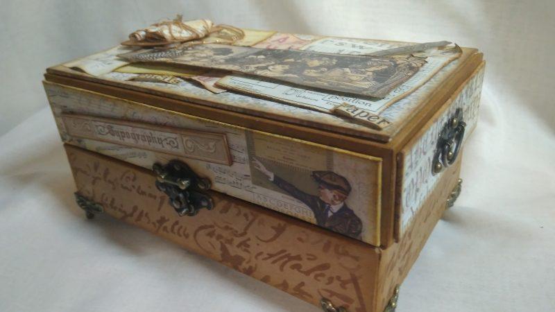 Caja «Tesoros de Letras»