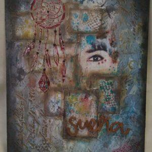 Canvas «Sueña»