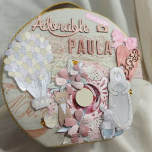 Maleta y Álbum para Bebé