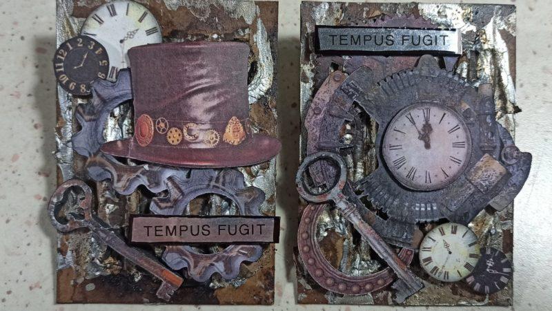 ATC's Tempus Fugit